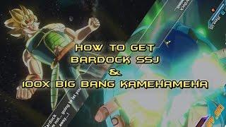 getlinkyoutube.com-Dragon Ball Xenoverse - How to get 100x big bang kamehameha & Bardock SSJ (With Proof)