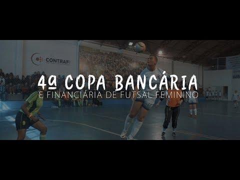 Copa Bancária e Financiária 2018 de Futsal Feminino