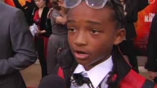 Karate Kid: Red Carpet Premiere BUZZscene Interviews