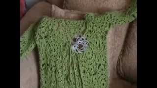 getlinkyoutube.com-Tejidos a Crochet