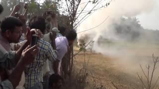 getlinkyoutube.com-Kuttiyankavu Pooram Vedikettu 2015 (Fireworks) - Minalur