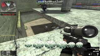 BlackShot Highest Killing Spree! 39!!!Bully Somemore!