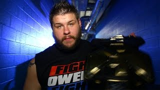 getlinkyoutube.com-Kevin Owens goes to war with John Cena - behind the scenes at WWE Elimination Chamber