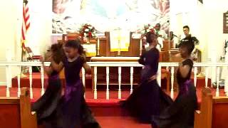 getlinkyoutube.com-Now behold the lamb praise dance-The Angels of Praise