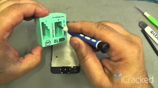 getlinkyoutube.com-Official iPhone 5 Screen / LCD Replacement Video & Instructions - iCracked.com