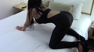 Beautiful Sexy Colombian Woman Dancing (Music Video)