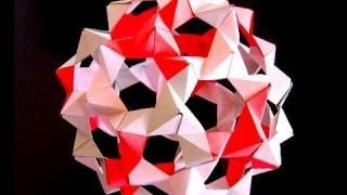 getlinkyoutube.com-How to make Origami Buckyballs from PHiZZ units
