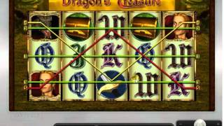 Merkur Dragons Treasure Online Freispiele