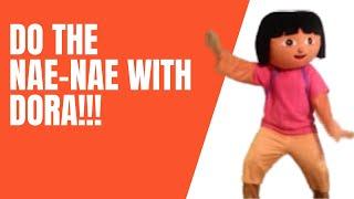 getlinkyoutube.com-HOW TO NAE NAE DANCE with DORA ???