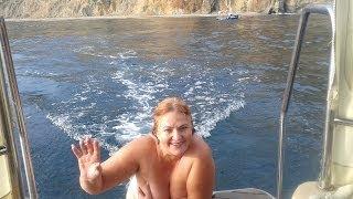 getlinkyoutube.com-крещение купание в море