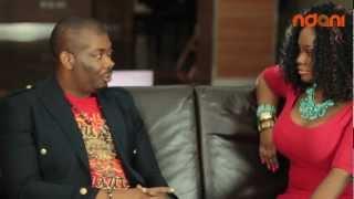 getlinkyoutube.com-Ndani TV: DON JAZZY talks about D'banj // Talent hunt // Mavin Records on THE JUICE