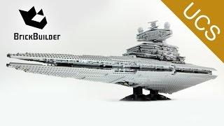 getlinkyoutube.com-Lego UCS 10030 Imperial Star Destroyer - Special for 500 million views - Lego Speed Build