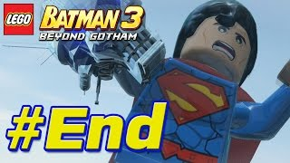 TGC | LEGO Batman 3 Beyond Gotham#End | เลโก้ ฮีโร่ขนาดยักษ์