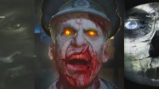 """All Call of Duty Zombies JUMPSCARES """"Black Ops 3 Zombies"""" Shadows of Evil, Origins, Mob of the Dead"""