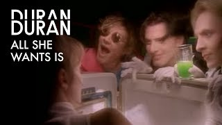getlinkyoutube.com-Duran Duran - All She Wants Is