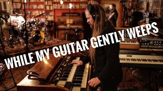 While My Guitar Gently Weeps (The Beatles) - Martin Miller & Tom Quayle - Live in Studio