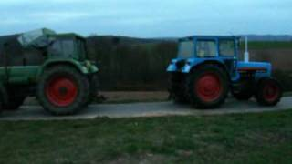 getlinkyoutube.com-Traktorpulling Fendt vs. Eicher