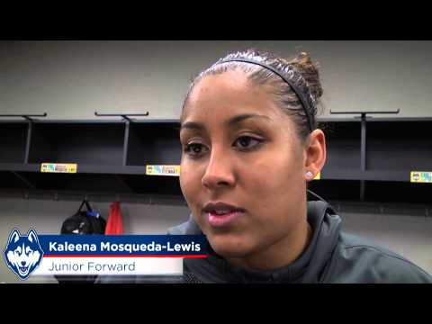 Video: UConn Women Are Ready For Stanford