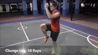 10-7-5 Fitness Workout (7 minutes Core Stability Workout)