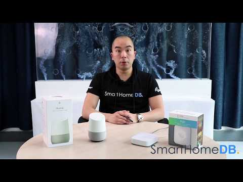 HOW-TO: Pair and Connect your Google Home with a Samsung SmartThings Hub