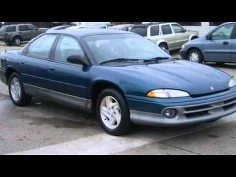 1996 intrepid interior 1996 dodge intrepid for Maxton motors of montpelier
