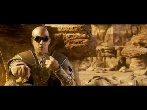 Riddick Official Trailer #1 (2013) - Vin Diesel Movie