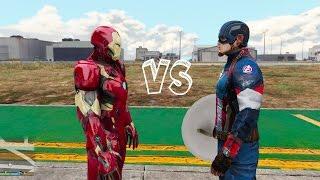 getlinkyoutube.com-GTAV - Captain America Vs Iron Man Vs abomination [Grand Theft Auto V Mods Gameplay]