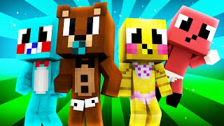getlinkyoutube.com-Minecraft - WHO'S YOUR DADDY? - FNAF BABIES!