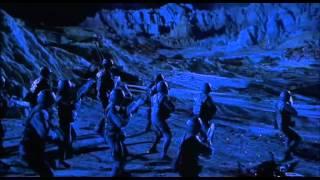 Starship Troopers - Battle Scene.