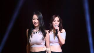 getlinkyoutube.com-(fancam) 141126 문산 위문열차 스텔라 stellar 가영 마리오네트 직캠