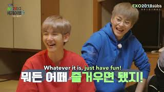 [ENG SUB] Travel The World On EXO's Ladder CBX Version Teaser 2