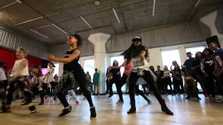 "getlinkyoutube.com-Fetty Wap - TRAP QUEEN, Dance - Malia ""Boogie"" Tinay"