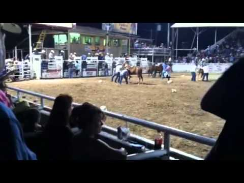 Wild Mare Race Heat 1 (Pecos Rodeo)