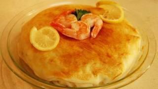 getlinkyoutube.com-Moroccan Fish Bastila (Pastilla) Recipe - CookingWithAlia - Episode 48