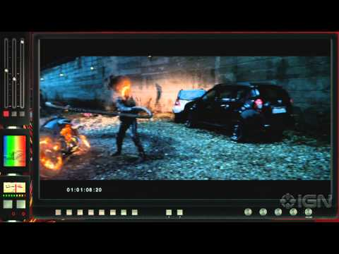 IGN Rewind Theater - Ghost Rider 2 Movie Trailer Analysis
