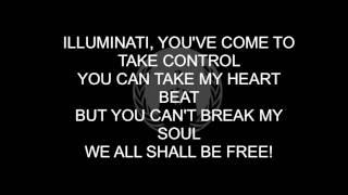 getlinkyoutube.com-illuminati song - Anonymous (Lyrics on screen)