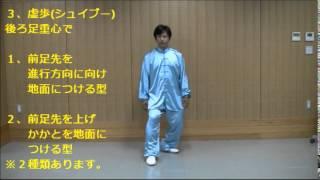 getlinkyoutube.com-eラーニング 24式太極拳講座 ~基本動作~  無料体験版