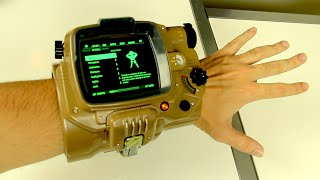 getlinkyoutube.com-Fallout 4 - Pip-Boy App Demo! (Pip-Boy Edition App for Fallout 4)