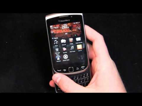 BlackBerry Torch 9810 Review Part 2