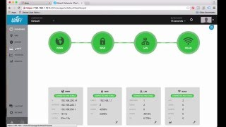 Ubiquiti Unifi Controller (v4.8) CloudKey Setup