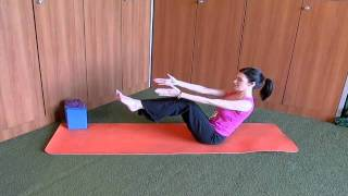 getlinkyoutube.com-Develop Core for a Strong Swing with Yoga for Golf Ireland