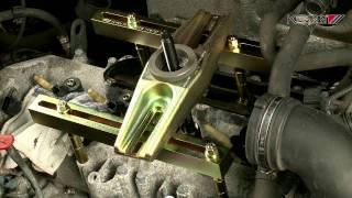KL-0186-14 K - Einspritzdüsenausbau mit Universal Auszieher - HD -