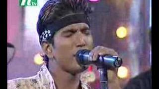 getlinkyoutube.com-Muhin sings Bangla Band Song