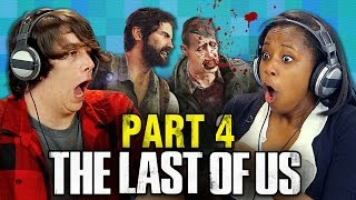 getlinkyoutube.com-THE LAST OF US: PART 4 (Teens React: Gaming)