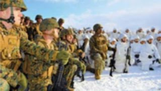 getlinkyoutube.com-【感動】米軍が驚愕した自衛隊の逸話。陸自と合同演習中に数十年ぶりの大寒波!そこで見た自衛隊のタフさ【武勇伝 世の中捨てたもんじゃない】