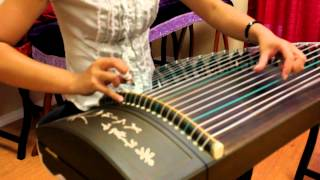 "getlinkyoutube.com-古筝:菊花台 ""Chrysanthemums Terrace"" Guzheng"