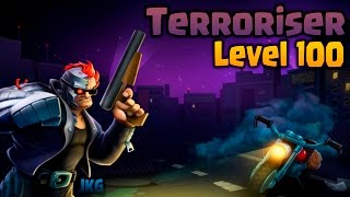 getlinkyoutube.com-Monster Legends: Terroriser (Level 1 to 100) + Combat PVP