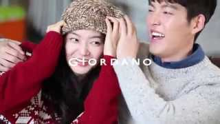 getlinkyoutube.com-Kim Woo Bin & Shin Min Ah for Giordano bts