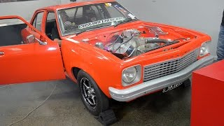 getlinkyoutube.com-9-litre V8 dyno - SKIDIT Holden Torana