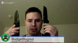 getlinkyoutube.com-Practically Tactical Ep 55 Knives 101 with Budget Bugout